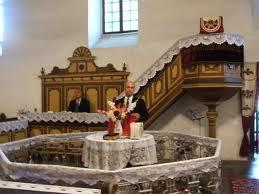 reformatus templom belulrol
